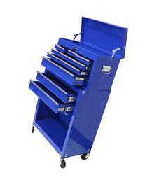 Excel 24 Inch Tool Chest Combo - 8 Ball Bearing Drawers