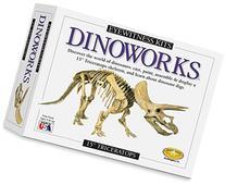 "Eyewitness Kits PerfectCast Dinoworks 15"" Triceratops Cast,"