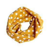 FEITONG New Fashion Multicolor Children Warm Cotton Scarves
