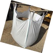 FIBC - Polypropylene - Heavy Duty Bulk Bag - One Ton Bag
