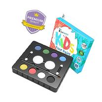 Face Painting Kit for Kids - Non-Toxic Art Set -  - Easy On