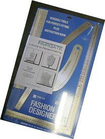 Fairgate Pattern Making Ruler Kit Searchub