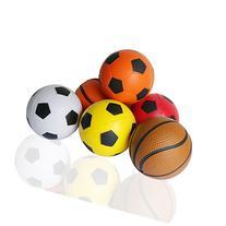 Fajiabao Mini Foam Ball Toys Basketball Soccer Football