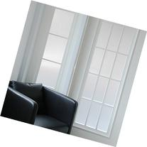 Fancy-fix Vinyl Adhesive Free Decorative Frosted Privacy