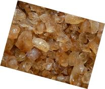 Fantasia Materials: 1 lb Citrine Mine Run Rough from Brazil