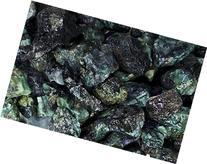 Fantasia Materials: 1 lb High Grade Emerald Rough - Raw
