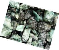 Fantasia Materials: 3 lbs Unsearched Emerald Mine Run Rough