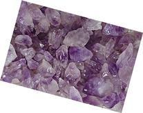 Fantasia Materials: 5 lbs Amethyst Rough from Brazil -  - 'A