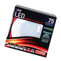 Feit LEDR4HO/830 75W Equivalent 4-Inch Dimmable Retrofit Kit