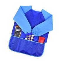 Fenical Waterproof Artist Apron Smock Painting Apron with