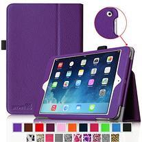 Fintie iPad mini 1/2/3 Case - Folio Slim Fit Vegan Leather