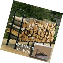 "Firewood Racks Cover - Up to 87"" Long"
