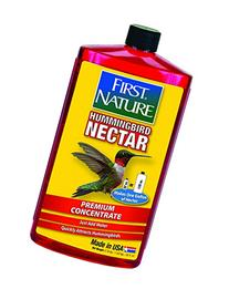 First Nature 3054 Red Hummingbird Nectar, 32-ounce