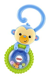 Fisher-Price Rattle, Monkey