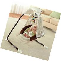 Fisher-Price - Starlight Papasan Cradle Swing, Nite Nite