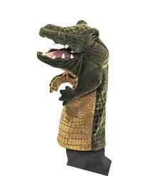 Folkmanis Crocodile Stage Puppet