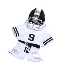 "Football Outfit Teddy Bear Clothes Fit 14"" - 18"" Build-A-"