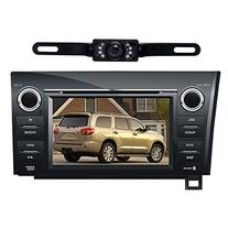 """Susay® For TOYOTA Sequoia/ TOYOTA Tundra 7"""" Indash CAR DVD"""