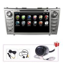 For Toyota Camry  Android 4.2.2 Dual Core system multi-Touch