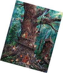 Forest Gnomes - 1000 Large Piece Jigsaw Puzzle By Sunsout