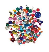 Forever In Time Gemstone Embellishments, Assorted Shapes,