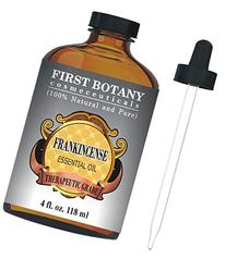 First Botany Cosmeceuticals Frankincense Essential Oil with