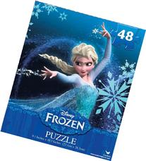 Frozen 48 PC Promo Basic Puzzles - Styles May Vary