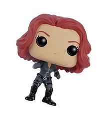 FunKo 7230 POP Marvel Captain America 3  Civil War, Vinyl