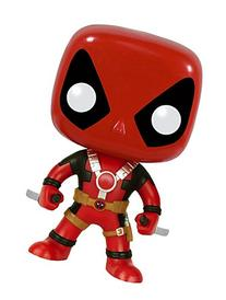 Funko POP Marvel: Deadpool Two Swords Action Figure