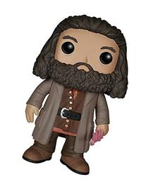 "Funko POP Movies: Harry Potter - Rubeus Hagrid 6 "" Action"