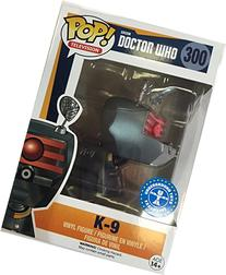 Funko POP! TV Doctor Who K-9 Exclusive #300 BBC Vinyl Figure