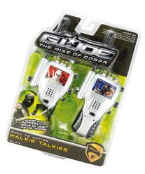 G.I. Joe The Rise Of Cobra Call To Action Walkie Talkies By