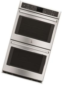 "GE Cafe CT9550SHSS 30"" Double Wall Oven with 5.0 Cu. Ft."
