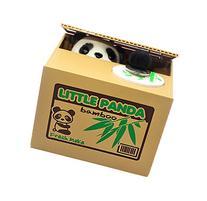 GIANCOMICS Stealing Money Bank Panda Piggy Money Bank Coin