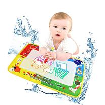 GOTD 4Color Water Drawing Mat Board &Magic Pen Doodle Kids