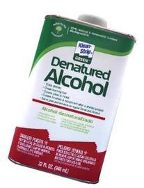 GRN DENATURED ALCOHOL QT