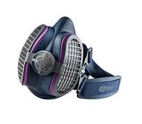 GVS SPR457 Elipse P100 Half Mask Respirator, Medium and