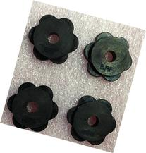 Garden Flag Stoppers - Set of 4 Rubber Stops