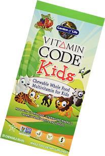 Garden of Life - Vitamin Code Kids Whole Food Multivitamin