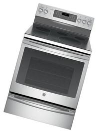 Ge - Profile Series 5.3 Cu. Ft. Self-cleaning Freestanding