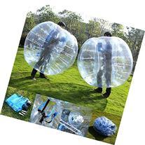 Giantex 2pcs Inflatable Bumper Ball Body Zorbing Ball Zorb