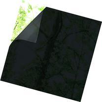 Gila PB78 Privacy Residential Window Film, Black, 36-Inch by