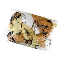 Gino Hollander, Las dos Mujeres, Lithograph