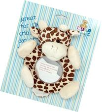 Giraffe, Baby Mirror, for Crib, with Strap, By Beverly Hills