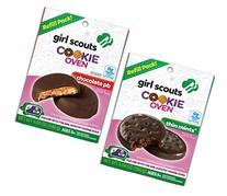 Girl Scouts Cookie Oven Refill Bundle 2-Pack: Thin Mints &