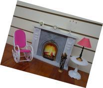 Gloria Fireplace Play Set