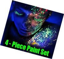 Glow in the Dark Face Paint
