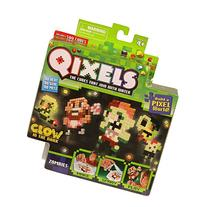 Glow in the Dark Zombie Themed Templates Cubes