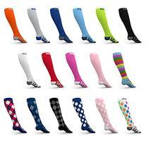 Go2 Compression Socks - Pink
