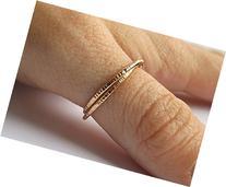 Gold Interlocking Thumb Rings,Thumb Rings,Gold Thumb Ring,
